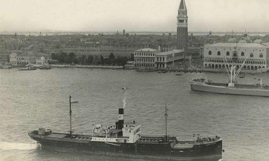 1960 P.fo Sior Piero bulkcarrier Tonn. 2.200